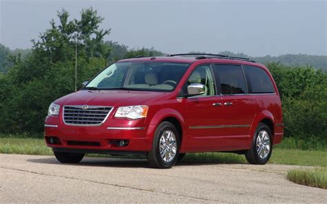 2009 Chrysler Town And Country by 2009 Chrysler Town And Country Photos Informations