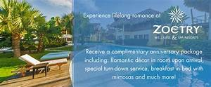anniversary offers resorts deals for anniversary With wedding anniversary vacation packages