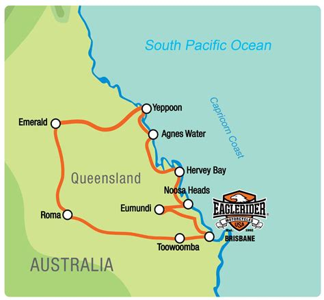 New york city (grand central terminal). Capricorn Coast Queensland - Self Drive Motorcycle Tour ...
