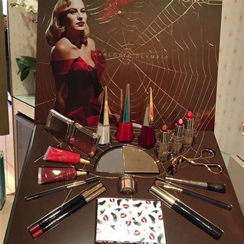 mac charlotte olympia collection spring  sneak peek