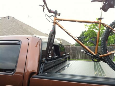 diy mountain bike mount ideas page  ford  forum