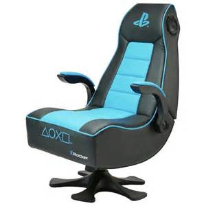 gaming chair with ps4 x rocker infiniti playstation gaming chair