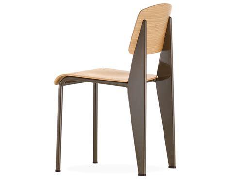chaise jean prouvé prouve chair chairs model