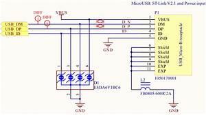 Micro Usb Power Schematic