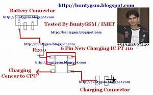 Imi Mobile Repairing Institute  New China Charging Ic