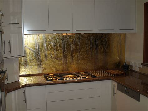 kitchen splashbacks  glass wall panels