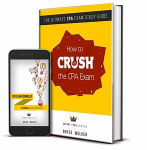 Review   Crush The Cpa Exam Study Guide Review  Updated