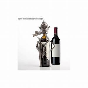 Porte Bouteille Vin : porte bouteille vin achat porte bouteille skieur ~ Melissatoandfro.com Idées de Décoration
