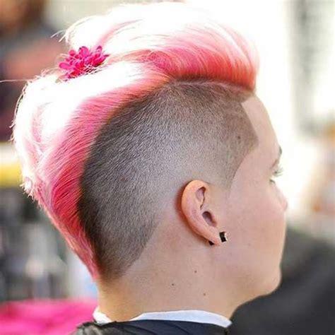 cool mohawk pixie cut pixie cut