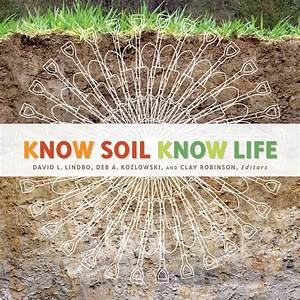 New Book Encour... Soil Science Quotes