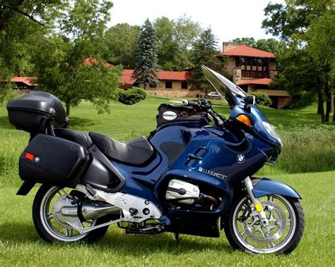 2004 Bmw R1150rt, The Sport Touring Bike ... This Is The