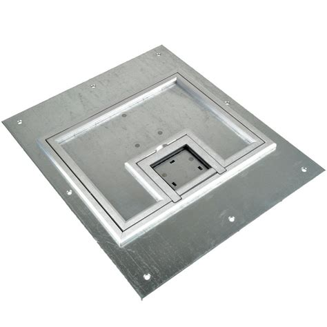 Fsr Floor Boxes Fl 500p by Fsr Fl 500p Slp C Ul Cover W 1 4 Quot Aluminum Flange Lift