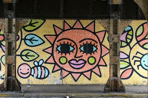 8 must see street murals in rogers park chicago