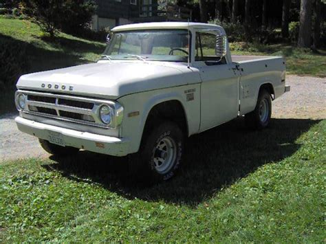 More listings are added daily. California Transplant: 1970 Dodge Power Wagon