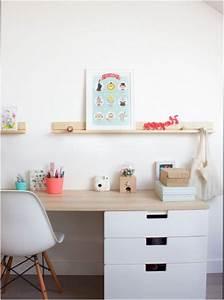 Bureau Ado Fille : chambre de fille ado ikea inspirational chambre ado ~ Melissatoandfro.com Idées de Décoration