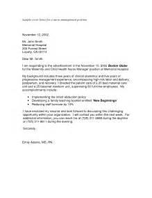 professional resume format for nurses cover letter format nursing director cover letter exlescover letter sles for jobs