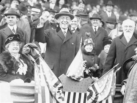 woodrow wilson biography presidency accomplishments britannica
