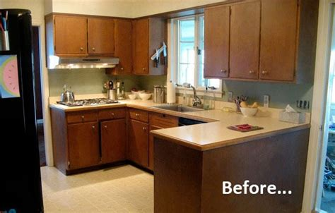 laminate kitchen cabinets makeover roundup 10 inspiring kitchen cabinet makeovers curbly