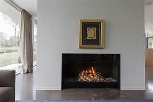 Cheminée à Foyer Ouvert : cheminee gaz foyer ouvert ~ Premium-room.com Idées de Décoration