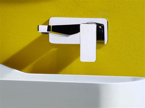 rubinetti zucchetti prezzi jingle miscelatore per lavabo a muro by zucchetti design