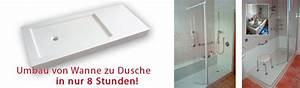 Umbau Wanne Zur Dusche : umbau wanne zur dusche tecnobad wien 01 9560864 ~ Markanthonyermac.com Haus und Dekorationen
