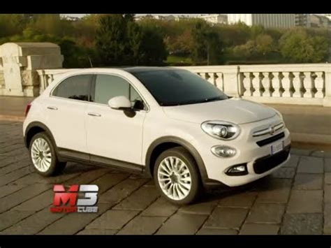 Fiat Lounge by Fiat 500x Lounge 2015 Test Drive Only Sound