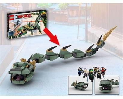 Snake Moc Alternative Build Lego Mocs Ninjago