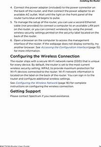 Arris Group Tr4400 802 11ac Wireless Router User Manual