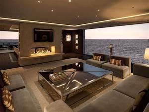 Superyacht Lounge