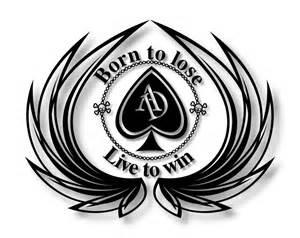 Ace Spades Logo Transparent