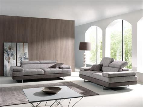 canapé moderne design canapé moderne accoudoirs relevables 3 places 2 places tissu