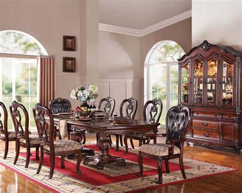 dining set dorothea  acme furniture acset