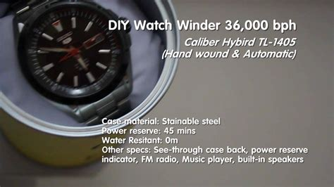 Diy Watch Winder Ver 02 Eyeglass Rack Diy Easy Wedding Hairstyles For Long Hair Magic Mirror Raspberry Pi Wooden Table Plans Waterer Portable Auto Paint Booth How To Get Rid Of Blackheads Mask Cool Stuff Your Room