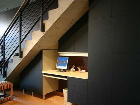 Aménagement sous escalier : propositions originales