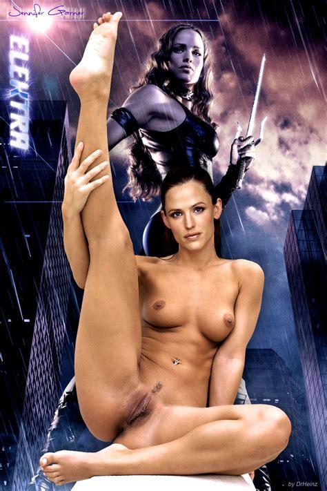 Image 804834 Drheinz Elektra Jennifergarner Marvel Fakes