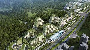 Forests In The Sky: China to Build A Vertical 'Forest City ...