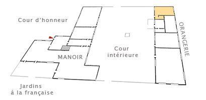 chambre d hote mont pres chambord manoir de clénord chambre les figuiers