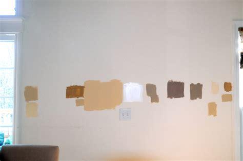 paint color testing testing wall color 101 gt gt visit linda holt creative website