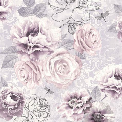 graham brown fresco romantic ink pink purple grey