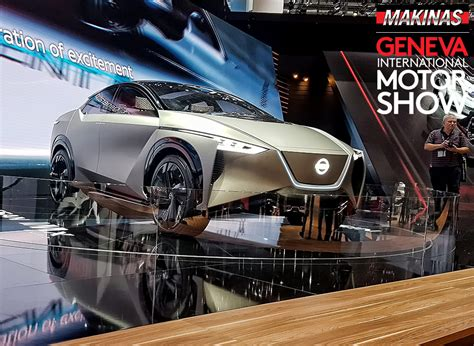 Nissan Showroom In Tokio by Nissan Imx Kuro Detona La Movilidad Inteligente Nissan En
