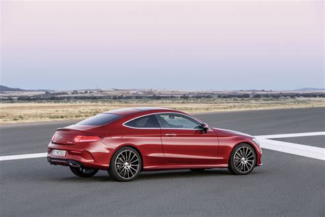 Mercedes C Klasse Coupe by Mercedes Redesigns C Class Coupe For 2016 Autos Ca