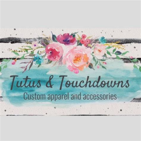 Tutus and Touchdowns Posts Facebook