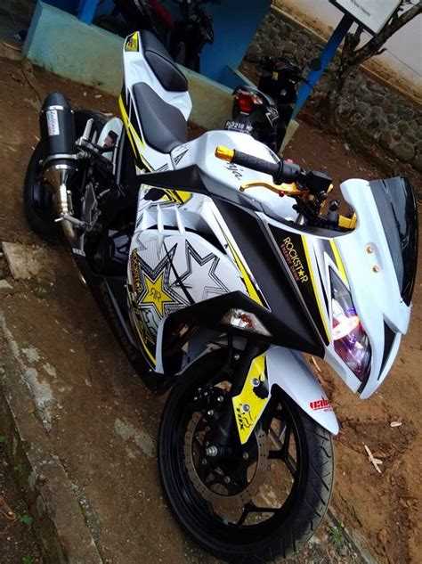 250 Abs Modifikasi by Pictures Modifikasi Keren Kawasaki 250 300 Abs Fi