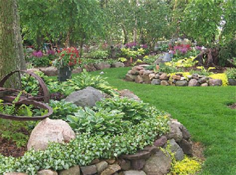 pics for gt rock landscaping ideas