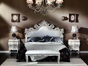 Le Chevet Baroque Rennaissance D39un Meuble Classique