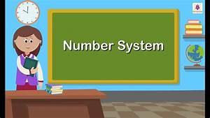 Number Systems  U2013 Hindu