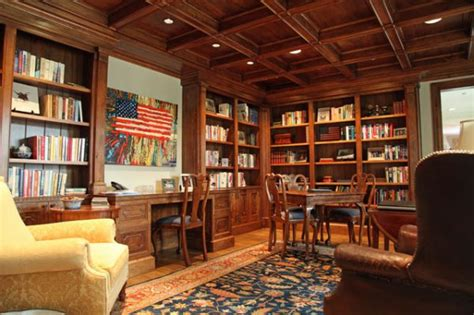 traditional home library five tips for a traditional style library