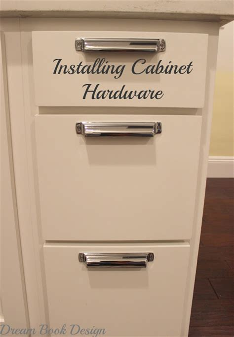 How To Install Cabinet Pulls by How To Install Kitchen Cabinet Hardware Tutorial
