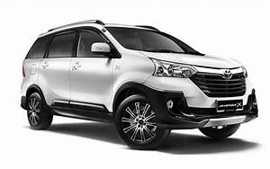 Download Wallpapers Toyota Avanza  4k  Mpv  2019 Cars