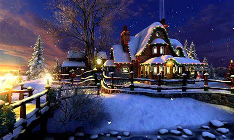Merry Screensaver Animated Wallpaper - 3d screensavers happy holidays